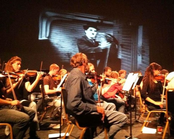 Butte Symphony: Evening of Silent Movies and Music