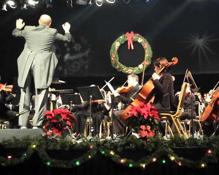 Butte Symphony: Holidays with the Symphony