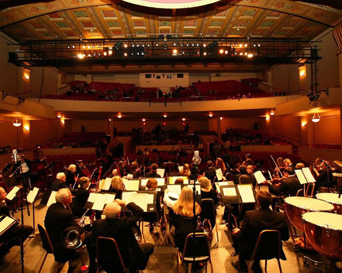 Butte Symphony: Unfinished Symphonies of Great Composers