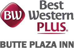 Best Western Plus Butte Plaza Inn Logo