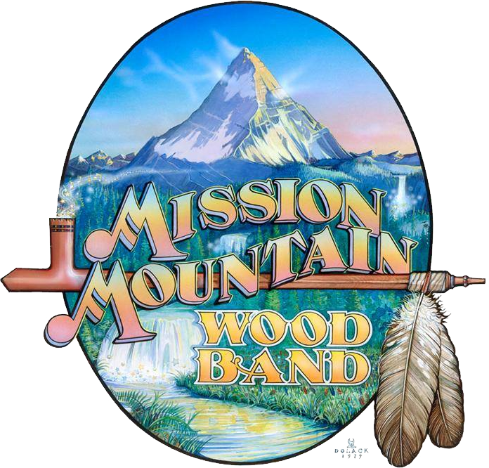 Mission Mountain Wood Band Logo