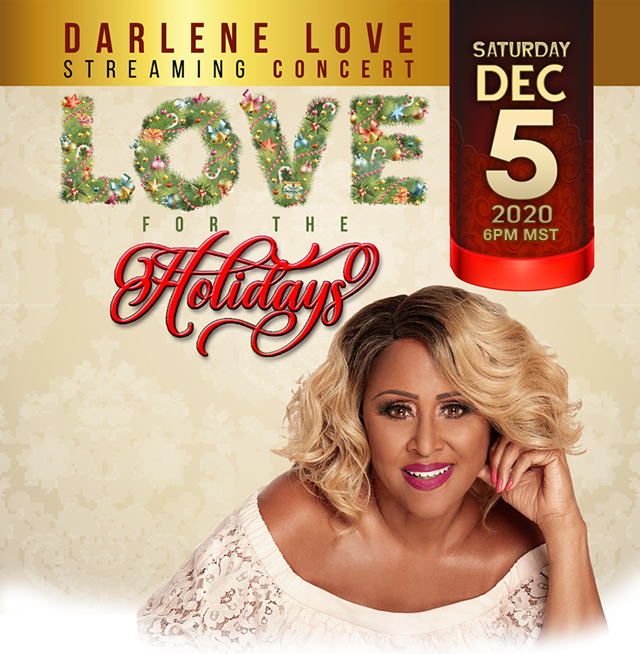 Darlene Love: Love For The Holidays