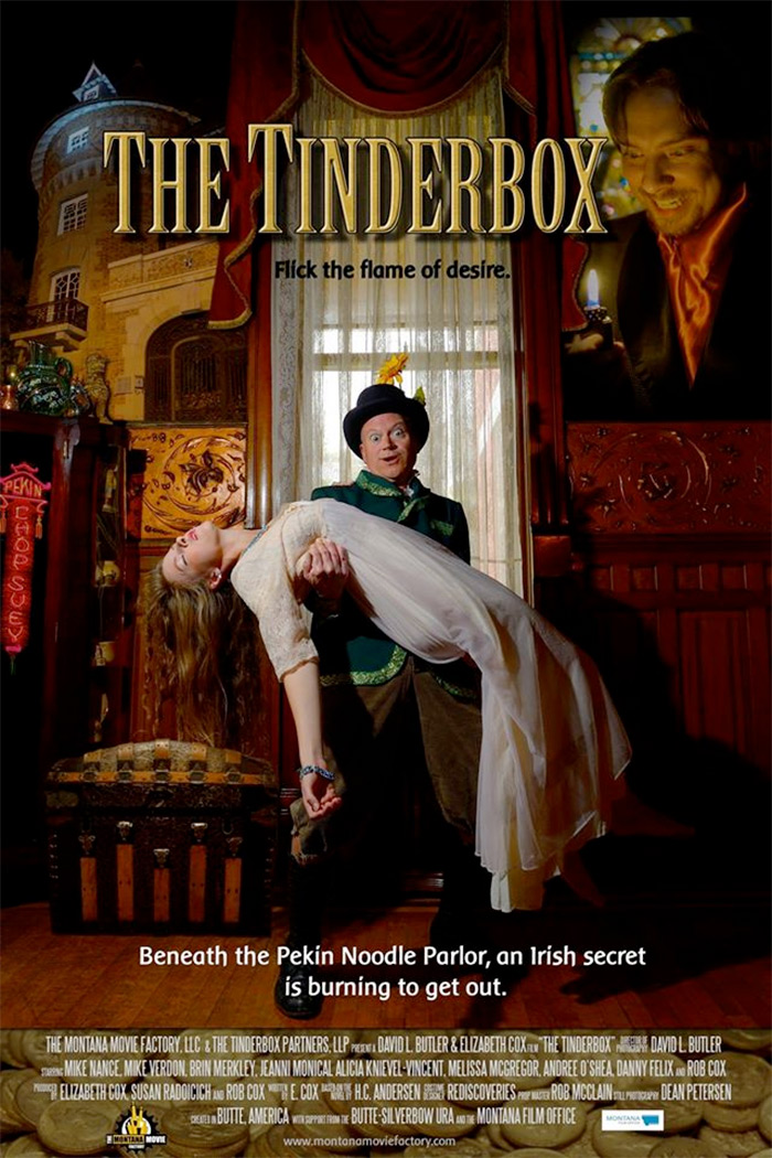The Tinderbox Poster