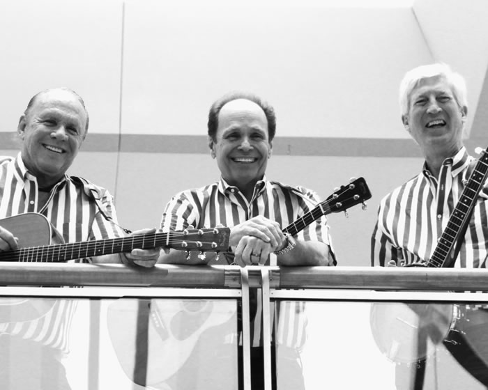 The Kingston Trio Photo